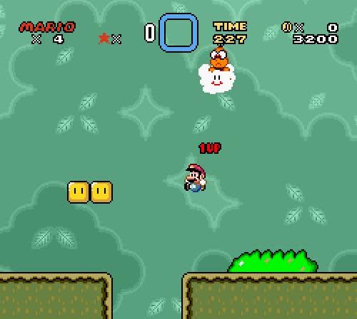 Enlace a ¡Toma Mario, aquí tienes una vida, que la disfrutes!