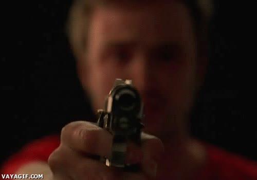 Enlace a Estés en la dirección que estés, la pistola siempre te apuntará