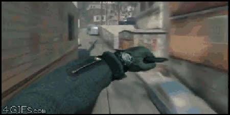 Enlace a Así también sumo yo bajas con cuchillo en el Call Of Duty...