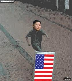 Enlace a Kim Jong-Un vs. USA