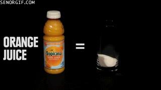 Enlace a ¿Sabes cuánta azúcar hay en tus bebidas?