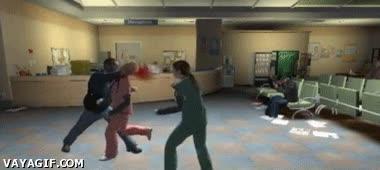 Enlace a Hasta en los videojuegos hay personas inoportunas