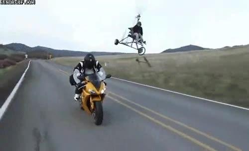 Enlace a Porque la motocicleta es muy mainstream...