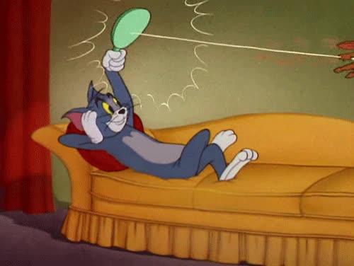 Enlace a Tom y Jerry, mi dulce infancia, igual un poco sádica, pero dulce también