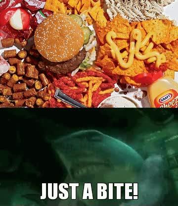 Enlace a Cuando estoy a dieta y veo a mis amigos comer mierdas varias