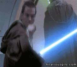 Enlace a Obi-Wan la lía hasta con nuestros mayores