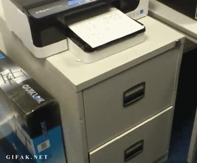 Enlace a No sé dónde venden esta impresora que archiva sola los documentos, pero quiero una
