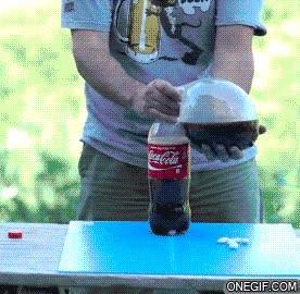 Enlace a Esto es lo que pasaría con tu estómago si consumieras Coca-Cola y Mentos
