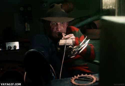 Enlace a Porque Freddy Krueger también es un viciado