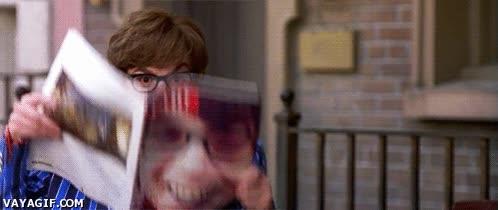 Enlace a Austin Powers, maestro del camuflaje y el espionaje
