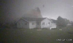 Enlace a La fuerza devastadora de un tornado