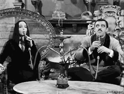 Enlace a Esto explicaría bastantes cosas sobre el comportamiento de la Familia Addams