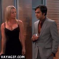 Enlace a ¿Disimular? Él sabe de lo que estamos hablando, ¿verdad Raj? ¿Raj? ¿Hola?