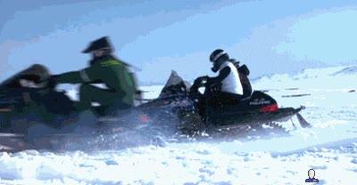 Enlace a Todos tenían una moto de nieve y yo, bueno, el presupuesto no daba para más