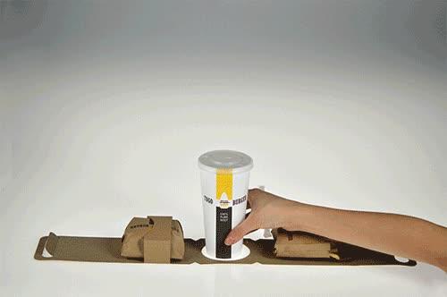 Enlace a Optimizar el espacio, ahora en comida rápida