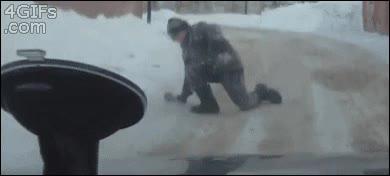 Enlace a ¡Oh no, me van a atropellar, huiré haciendo la croqueta!