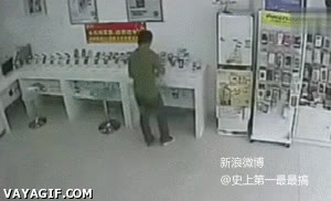 Enlace a Móviles bien protegidos contra robos, el ladrón más fail del año