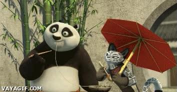 Enlace a Hay ciertas cosas que es mejor no hacer con un panda