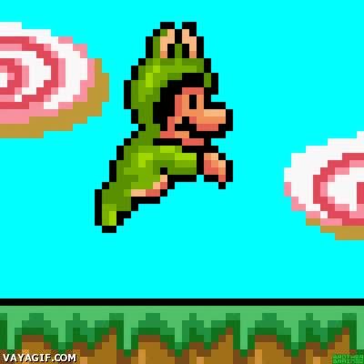 Enlace a Todos las formas de Mario en Super Mario Bros 3