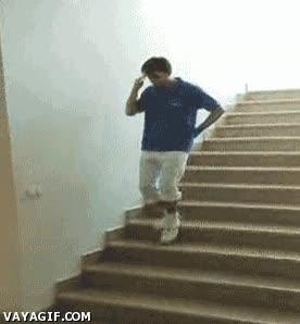 Enlace a Bajar las escaleras like a boss