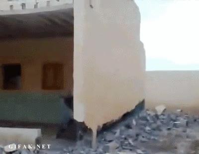 Enlace a Cómo no derrumbar una casa, versión Irak