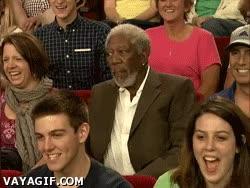 Enlace a Si Morgan Freeman se duerme es que ha de ser muy aburrido, o que ya está mayor el pobre
