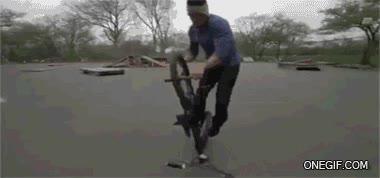 Enlace a ¿Y tú crees controlar tu BMX, verdad?