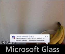 Enlace a ¿Cómo serían las Google Glass si las hiciera Microsoft?