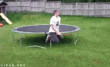 Enlace a ¡A la mierda la gravedad, yo quiero volar en una escoba!