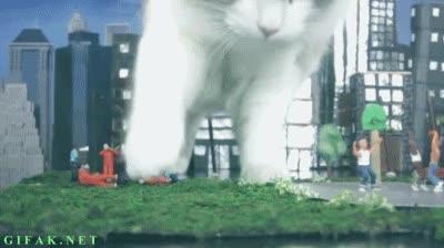 Enlace a Próximamente en los mejores cines: Catzilla, el terror felino gigante