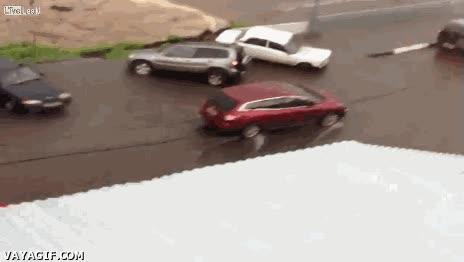 Enlace a La mala suerte de aparcar en el lugar equivocado