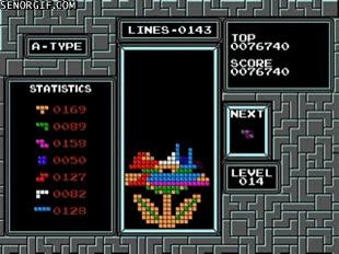 Enlace a Llevando el tetris a otro nivel
