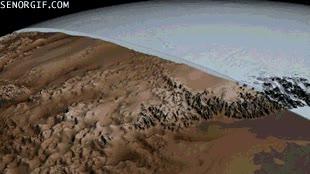 Enlace a Y es así cómo sería la Antártida si no estuviera cubierta de hielo