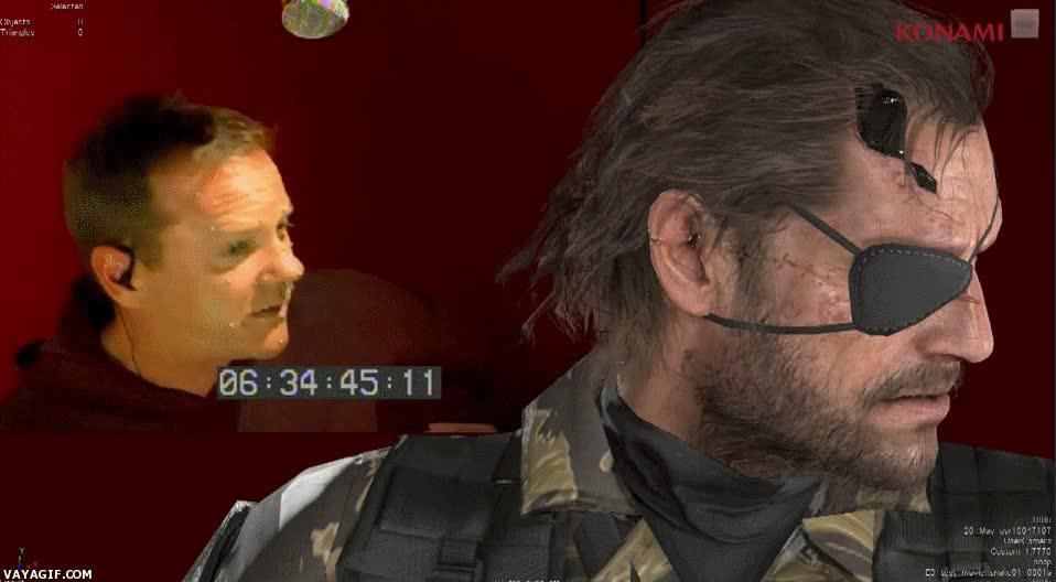 Enlace a Así se está desarrollando Metal Gear Solid 5