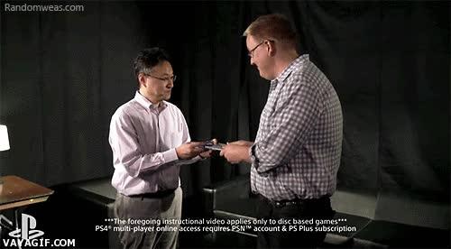 Enlace a Cómo compartir un juego en PS4. ¿En Xbox One también puedes hacer esto?