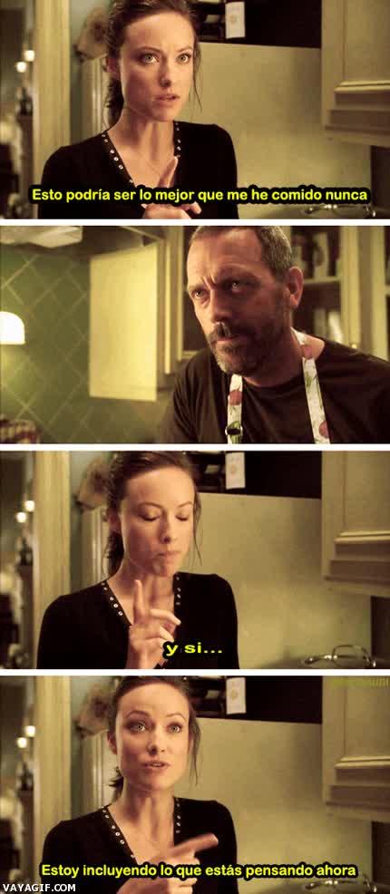 Enlace a La cocina del Dr. House