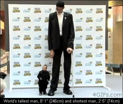 Enlace a El más alto y el más bajo del mundo