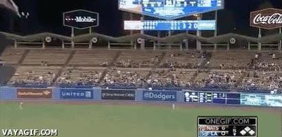 Enlace a La importancia de correr mirando hacia adelante, sobretodo en baseball