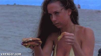 Enlace a Ya no llego a la operación bikini, ¿verdad? ¡Pues a morir de gusto comiendo!