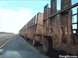 Enlace a Es sólo un camión, lo adelantaré de un simple acelerón...