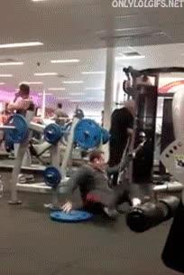 Enlace a Mi primer día en el gimnasio