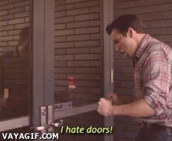 Enlace a Cuando no sabes si tirar o empujar la puerta