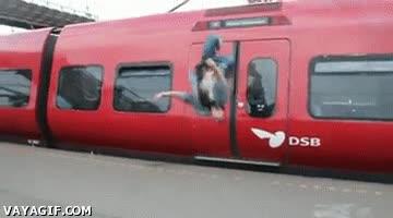 Enlace a Entrar el tren como un campeón