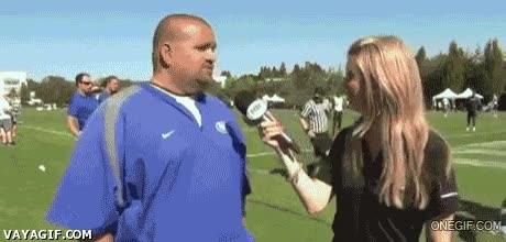 Enlace a ¡Eh, aquí no se permiten entrevistas!