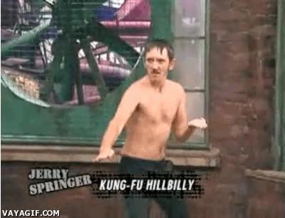 Enlace a Así te imaginan tus amigos cuando les dices que te has apuntado a Kung Fu