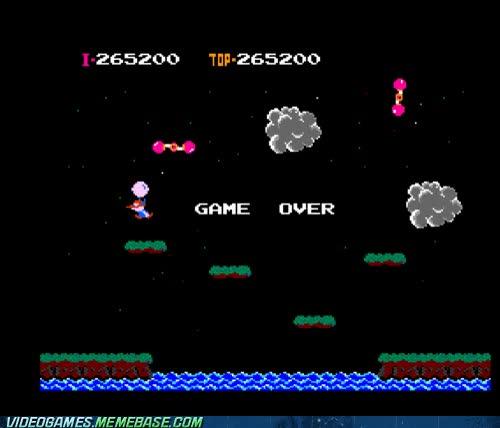 Enlace a Y así acababan varios juegos de la NES, ¿eres capaz de reconocerlos todos?