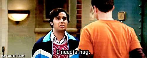 Enlace a Sheldon es ese gran amigo con el que siempre puedes contar cuando lo necesites, a su manera...