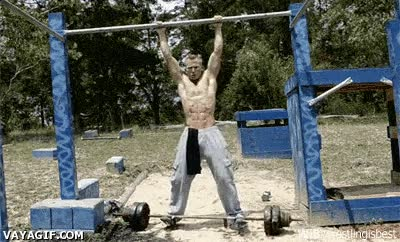 Enlace a Puedes estar muy fuerte, pero difícilmente llegarás al nivel de este ruso