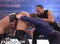 Enlace a Porque la WWE no es solo pelea