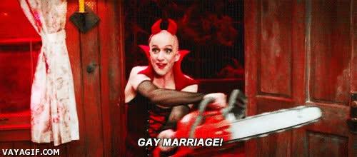 Enlace a Así ve la iglesia el matrimonio gay